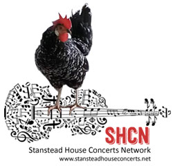 Stanstead House Concerts Network logo